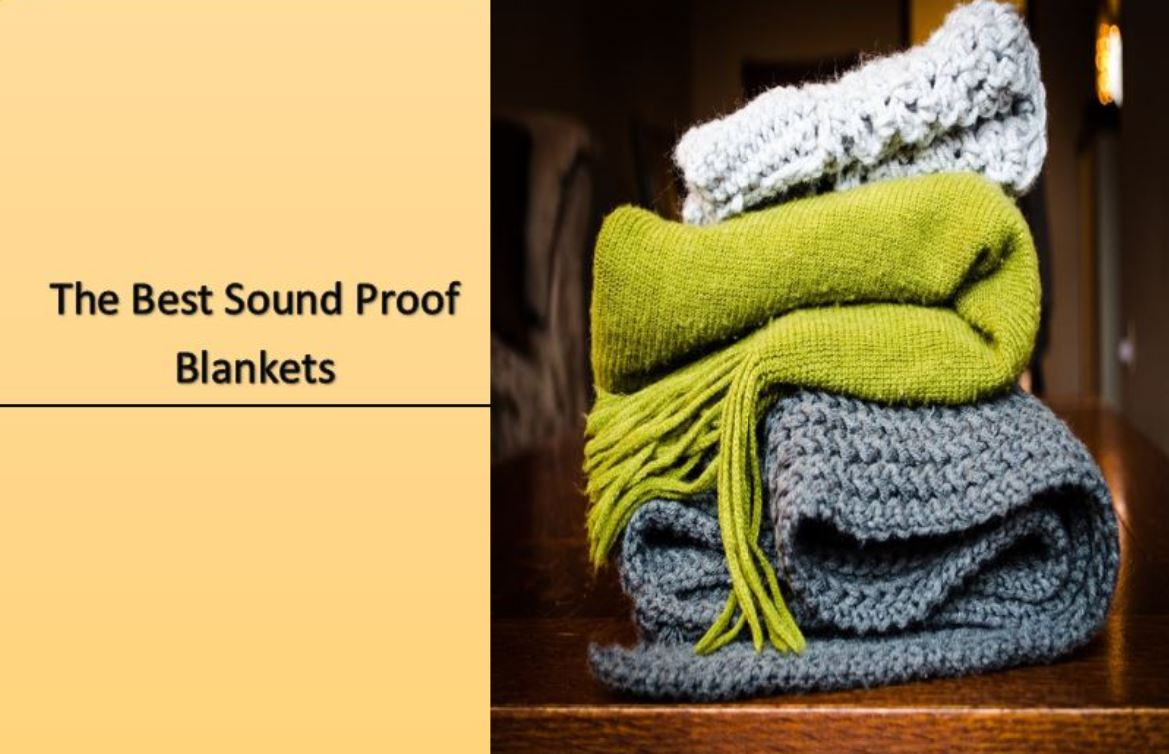 Soundproof Blanket: Sound Proof Blanket To Make Your House Noise Free
