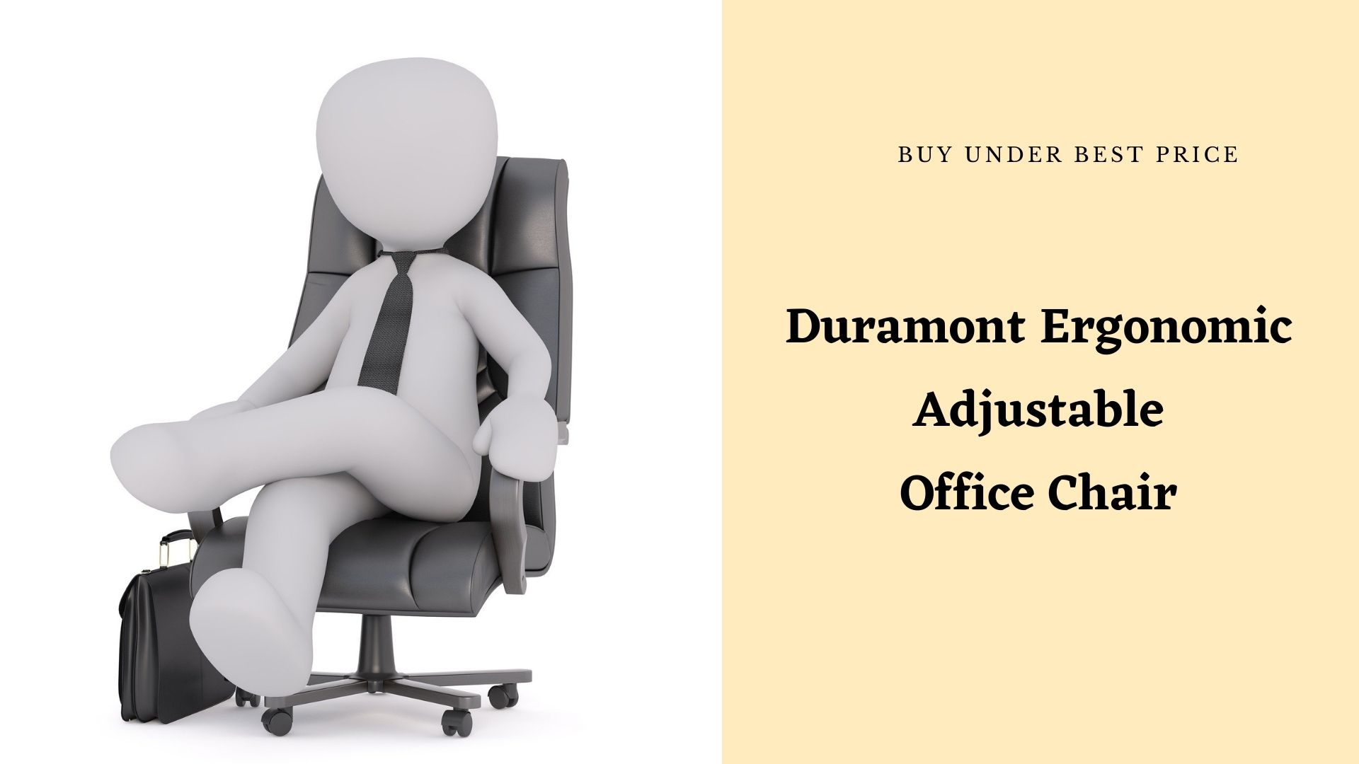 The Ultimate Guide: Duramont Ergonomic Adjustable Office Chair
